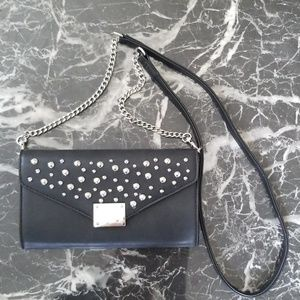 👛 EXPRESS Studded Clutch/Bag (Removable Straps)